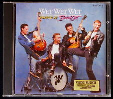 *** CD WET WET WET - POPED IN SOULED OUT *MERCURY PRODUCTION * PRESSAGE UK ***