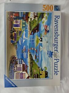 RAVENSBERGER Premium 500 Pc Puzzle Lovely Seaside