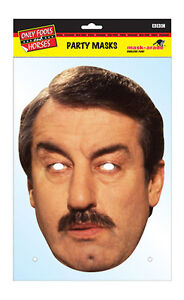 Boycie Official Only Fools and Horses  2D Card Party Face Mask Fancy Dress Up