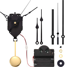 Clock Movement Parts Pendulum Trigger Chime Music Box Completer Pendulum 3 Spade