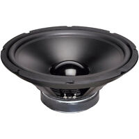 """NEW 12"""" Woofer Speaker.Bass Driver.Home Audio 4 ohm.replacement.twelve inch.12in"""