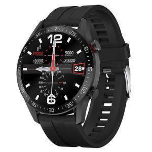 Smart Watch Heart Rate ECG  Blood Pressure O2 Sleep Monitor Sports Tracker 46MM