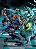 Titans: The Lazarus Contract, Christopher Priest, Excellent