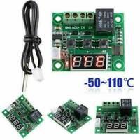 W1209 12V DC Digital Temperature Controller Board Micro Thermostat -50-110°C