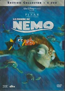 Disney # 72 Le Monde De Némo Dvd Edition Collector 2Dvd