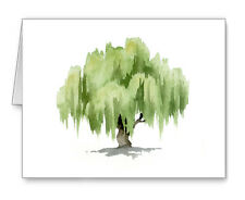 Willow Tree Note Cards With Envelopes