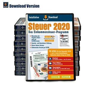 Aldi Steuer 2020 ★ f. Einkommensteuer 2020 ★ Download Key Code ★ E-Mail Versand