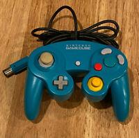 DOL-003 Official Authentic OEM Nintendo GameCube Controller EMERALD BLUE