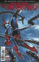 Amazing Spider-Man Comic Issue 2 Dead No More Clone Conspiracy Modern Age 2017