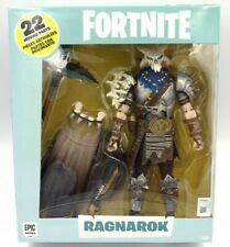 Figurine Mcfarlane Fortnite Figure Ragnarok 18 CM New IN Blister Packs