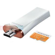 Samsung Ultra Fast 32 GB Micro SD Memory Card 3in1 OTG Flash USB Class10 Galaxy