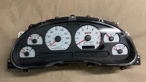 2003 2004 Ford Mustang SVT Cobra Speedometer Gauge Cluster