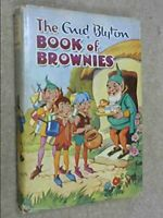 Book of Brownies (Rewards) by Blyton, Enid Hardback Book The Cheap Fast Free