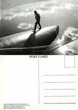 1990's DUTCH SUBMARINE POTUIS COLOUR POSTCARD FROM A PHOTO BY DAVID MARSHALL