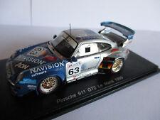 SPARK 1:43 PORSCHE 911 gt2 No. 63 principaux/Price/Robinson Le Mans 1999 neuf dans sa boîte