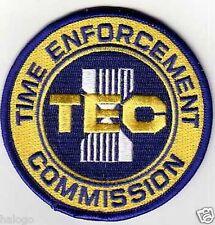 TIME COP ENFORCEMENT PATCH - TCOP01