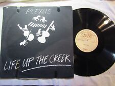 PLEXUS LP LIFE UP THE CREEK  Hill & Dale / hd 004 SIGNED