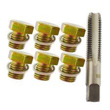 Bouchon de carter de vidange d'huile réparation de filetages M12 - Filetage M13