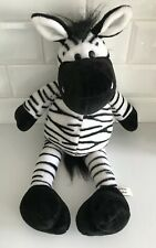 Zebra Plush Stuffed Toy - Aussie Born - 22""