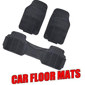 Anti-Slippery H/duty Auto Floor Mats For Holden CAPTIVA 5&7 Suv Easy Rinse Clean
