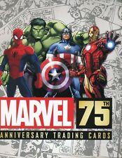 Marvel 75th Anniversary Card Album