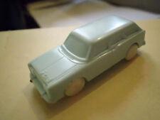 Modellauto Ford Kombi Oldtimer Penny Magarine hell blau Modell auto