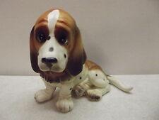 Vintage Josef Originals Basset Hound Dog Figurine