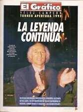 VELEZ SARSFIELD Champion 1995 Special Magazine
