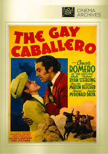 Cisco Kid - GAY CABALLERO dvd (1940) CESAR ROMERO, SHEILA Ryan, Robert de ley