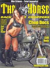 THE HORSE BACKSTREET CHOPPERS No.111 (New Copy) *Free Post To USA,Canada,EU