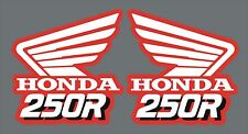 HONDA CR 250 RK 1989 EVO RAD STICKERS GRAPHICS DECALS