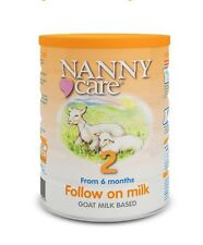 NANNY Care Goat Follow On Milk Formula Stage 2 900g Exp Date 09/2020