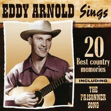 Eddy Arnold - Sings 20 Best Country Memories [New CD] Canada - Import