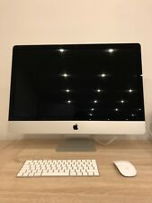 Apple iMac - 27'' 5K - 4,0 GHz / 16GB / 3TB Fusion Drive - i7 - M395X 4GB - TOP