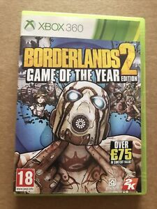 Borderlands 2: Game of the Year Edition (Xbox 360) pal