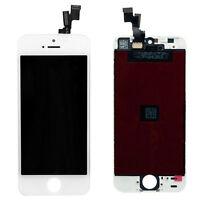 iPhone 5S Komplettes Bildschirm Retina LCD Display Touch Touchscreen weiß white