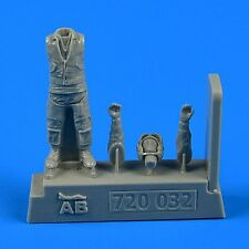 Aerobonus 1/72 German Modern Luftwaffe/Marine Fighter Pilot # 720032