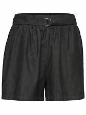 261* NEU ONLY Damen kurze Hose onlNOVA BLACK CB SAFARI SHORTS Jeans  Gr. 38