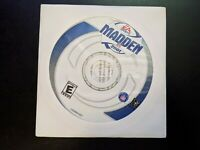 Madden NFL 2001 (PC, 2000) CD ROM Loose Disc