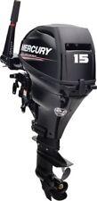 NEW!! 2017 MERCURY 15 HP 4-STROKE OUTBOARD MOTOR