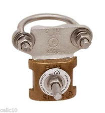 ROHN CPC1/1.25 Ground Clamp for Grounding ROHN Tower Base Section 25G 45G