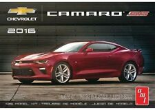 Amt 979M 2016 Camaro Ss Red 1/25 Scale Plastic Model Kit Amt979M Factory Sealed