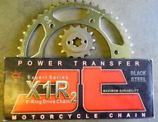 Hyosung United Motors X-Ring Chain and Sprocket Kit GT250R GT250 Counter Rear X