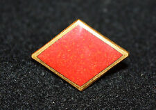 WWII 1st CANADIAN CORPS Cdn Army Lapel Pin Badge