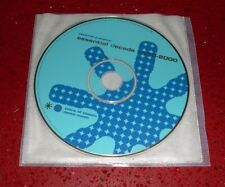 ESSENTIAL DECADE 1990-2000 10 YEARS OF CLASSIC DANCE MUSIC 15-TRACKS CD