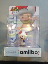 Amiibo-Super Mario Toad personaje