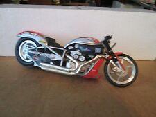 Américain Muscle 1/9 Echelle Drag Bike Moto Vance et Hines en Vrac