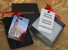 Collectible Keepsake Ornament - Liebling Banat Romania - Bookmark; Decoration