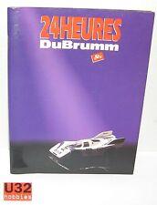 BRUMM CATALOGO 24 HEURES EDICION 1994  56 PAGINAS EXCELENTE CONDICION