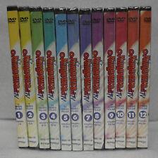 Kimagure Orange Road TV DVD Set Vols 1-12 (New factory sealed)